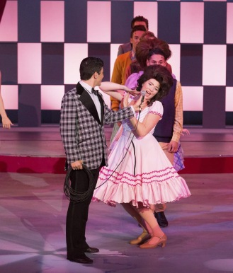 """Madison Paige Buck (Tammy) sings """"Nicest Kids in Town"""""""