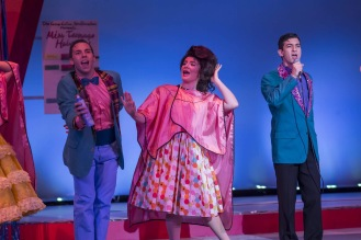 "Madison Paige Buck (Tammy) sings ""(It's) Hairspray"""