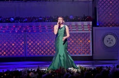"Madison Paige Buck sings ""O Holy Night"""